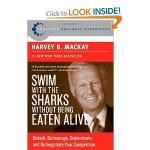 Harvey Mackay_Swim with the Sharks